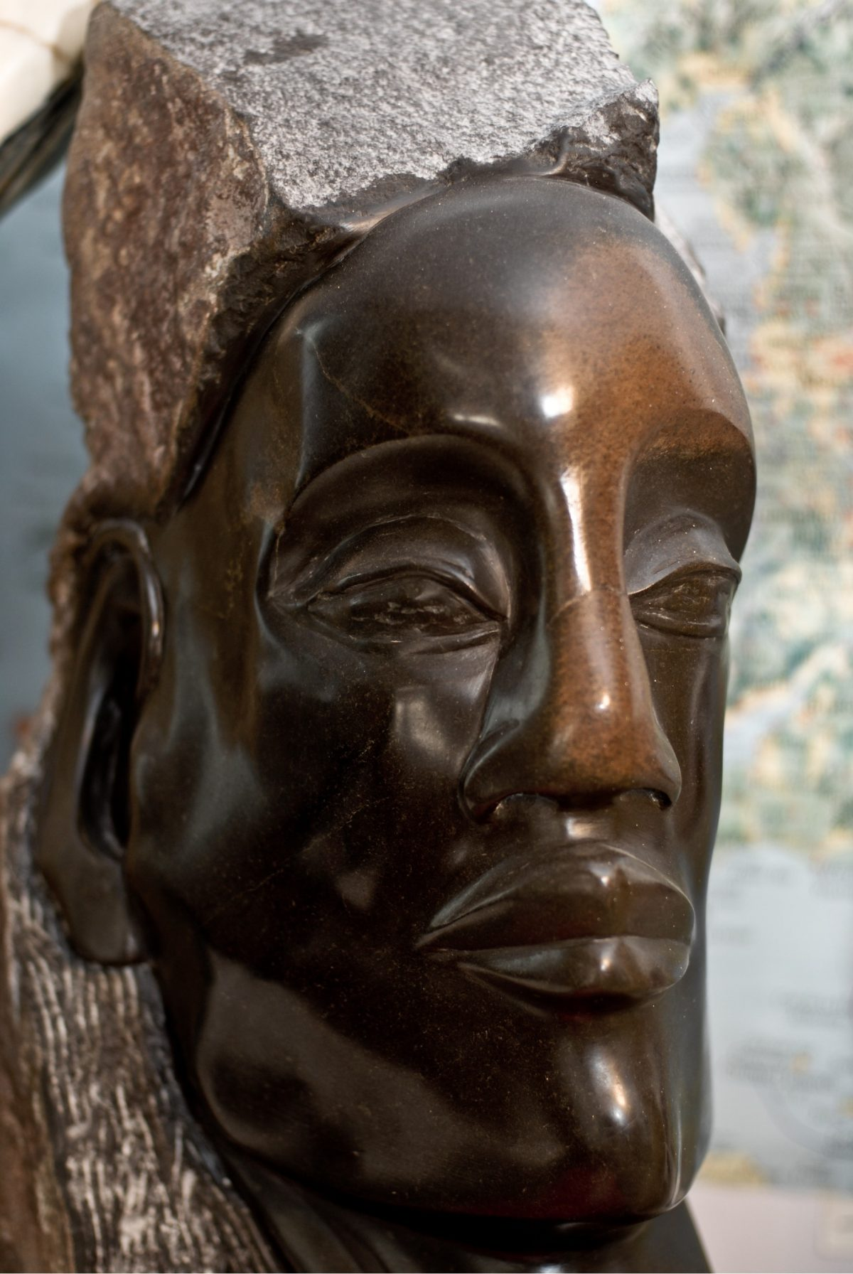 Hagar (African Serpentine)