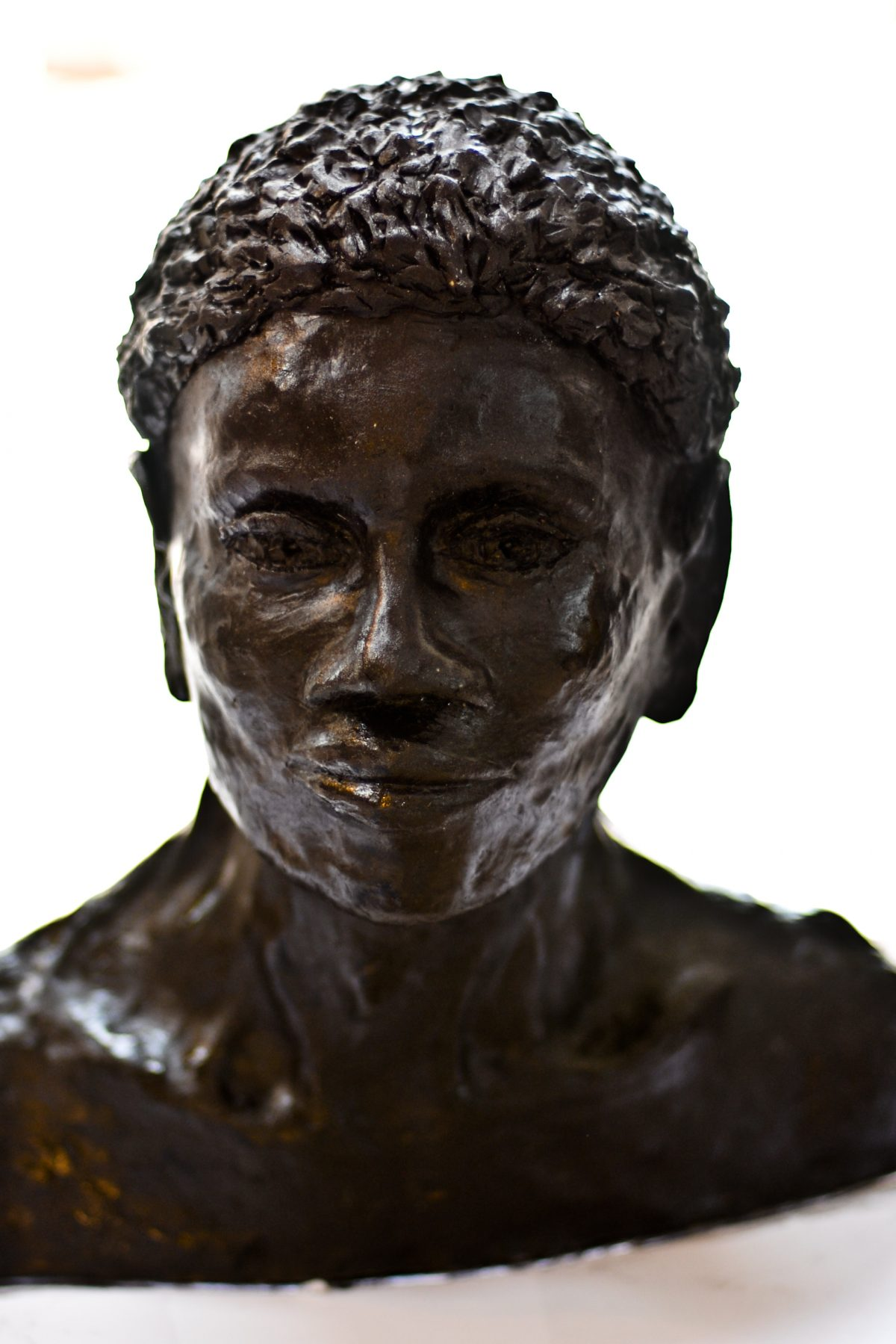 The Jungle Boy (Bronze Resin)