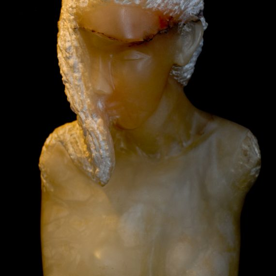 The Blusher (Alabaster)