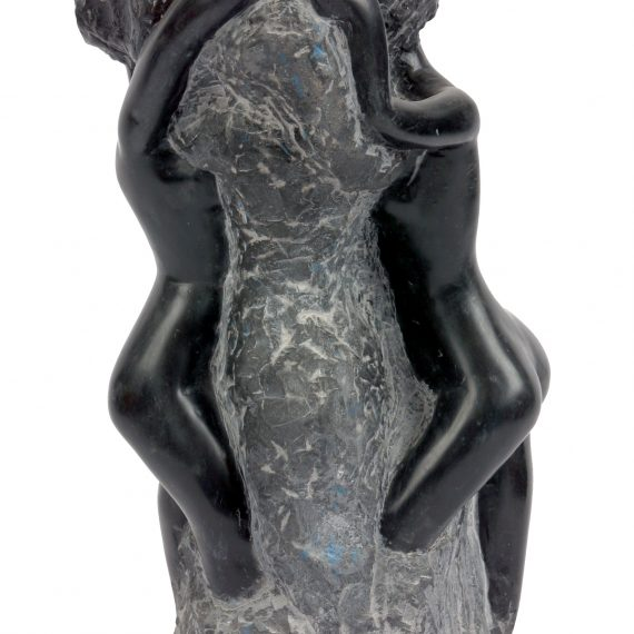 Dancing with Spirits (Limestone)