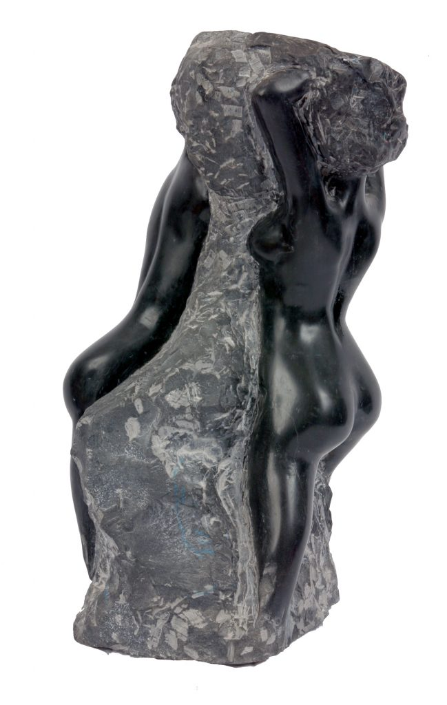 Dancing with Spirits (Rear View)