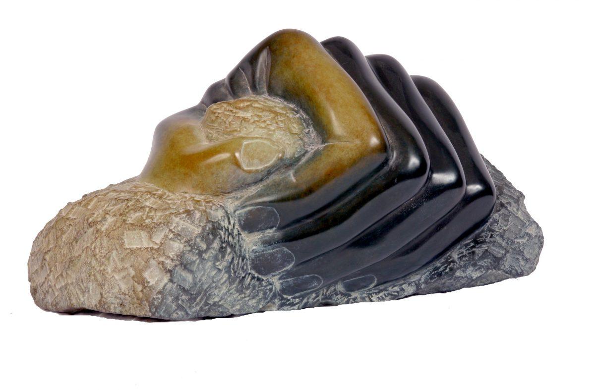 The Grip (Bronze)