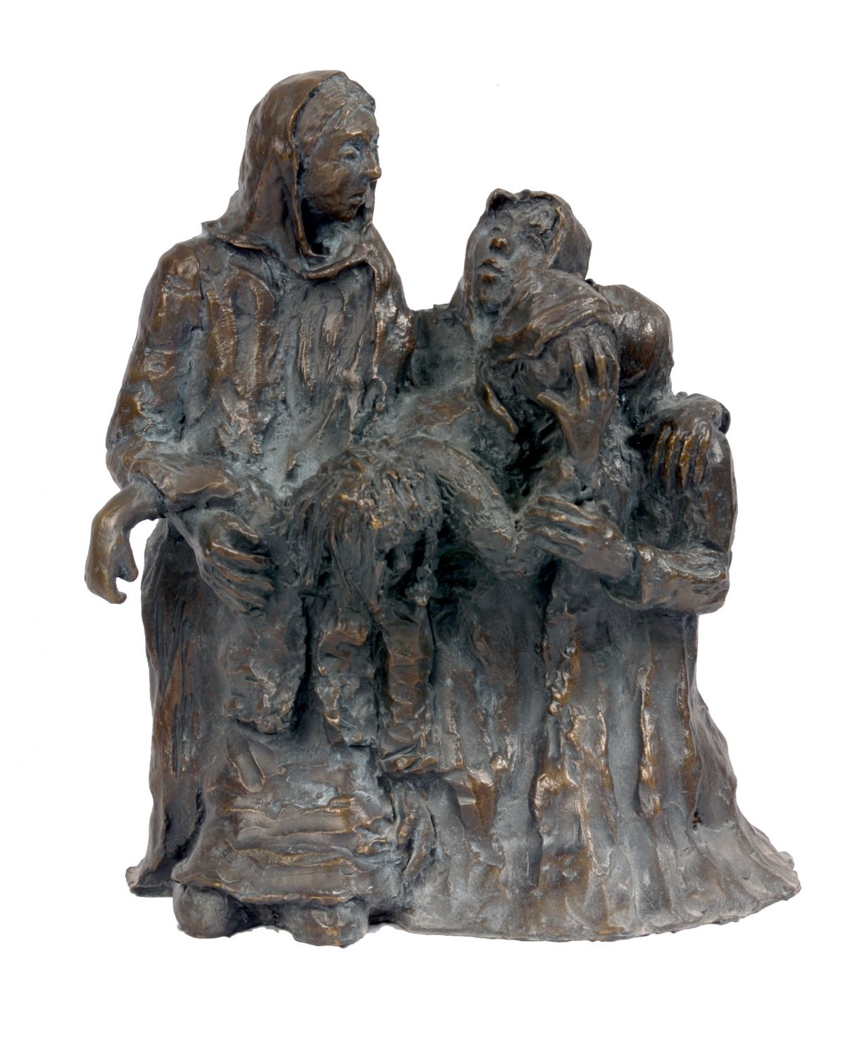 Refugees – Victims of  War (Bronze)