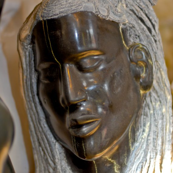 Limba Woman (African Serpentine)