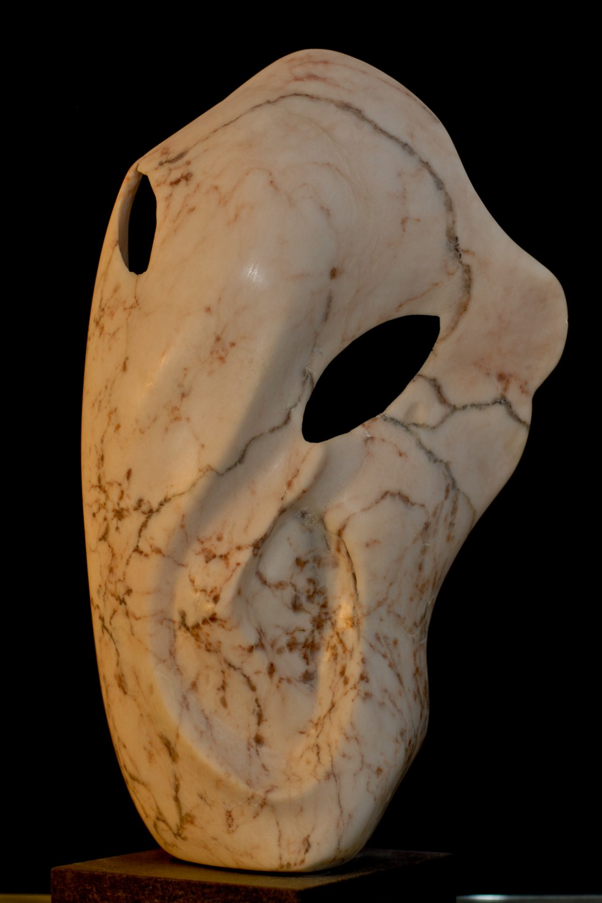Abstract Form  (Wild Alabaster)