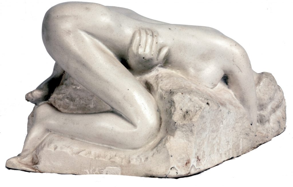 Danaid - after Rodin (Marble)
